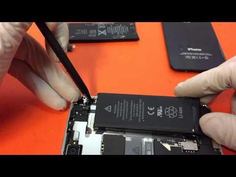 Sostituire la batteria di iPhone 4S