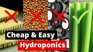 Cheap / Easy DIY Hydroponics