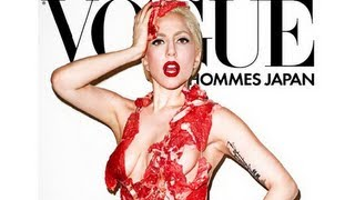 Lady Gaga Reveals Fragrance 'Fame', Will Cover Vogue September Issue