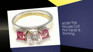 Add Color and Shape to Your Round Solitaire