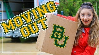 WE'RE MOViNG OUT! | Going to College