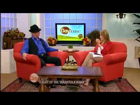 NBC Daytime Interview with Michael Allan Scott for Flight of the Tarantula Hawk