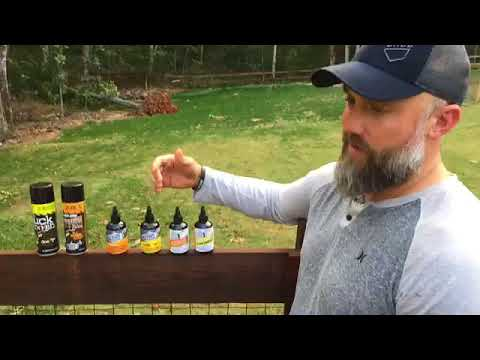 Buck Bomb Live 15 - Using Scents For Early Season Hunting