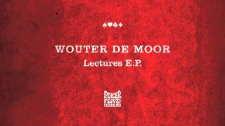 Wouter De Moor: Lectures feat Theo Parrish Words (Kirk Degiorgio Remix)