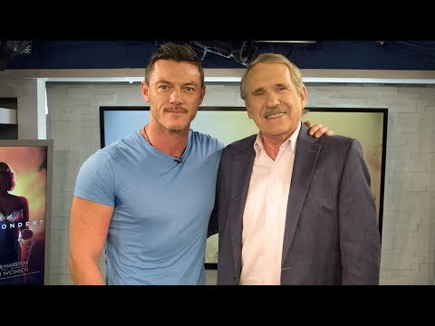 Luke Evans on 'Professor Marston': 'When I read the script I couldn't believe it was true'