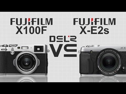 Fujifilm X100F vs Fujifilm X-E2s