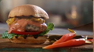 Turkey Burgers - Cooking With The Boys - Mad Hungry With Lucinda Scala Quinn