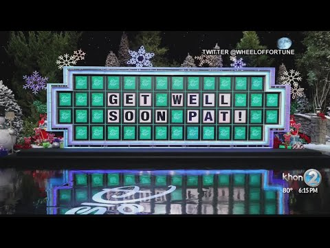 The Morning Rush - Vanna White hosts Wheel of Fortune for the first time!