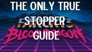Far Cry 3 Blood Dragon - The Only True Stopper Trophy / Achievement Guide