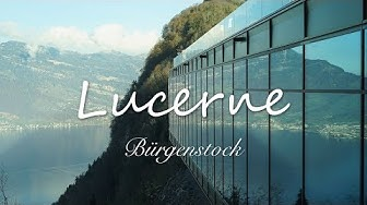 Bürgenstock Resort | Travel in Lucerne, Switzerland 2018