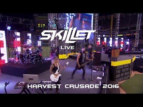 Skillet - Live at Harvest Crusade 2016
