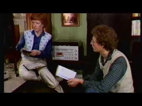 Informationsvideo for Hjørring Antenneselskab 1980'erne