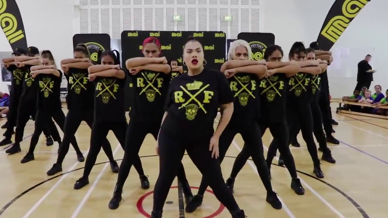 ROYAL FAMILY DANCE CREW @ Marcellin College 2018