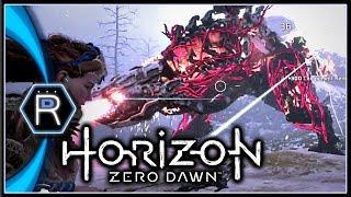 Horizon Zero Dawn - Corrupted Thunderjaw