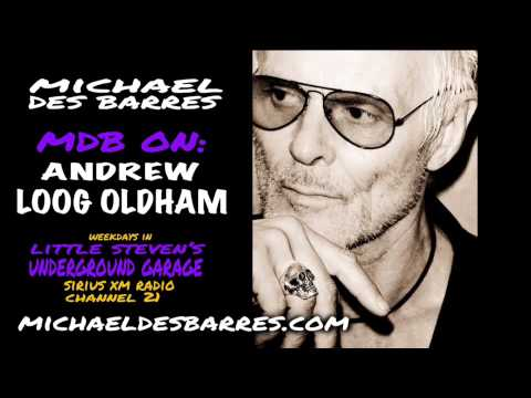 MDB ON: Andrew Loog Oldham