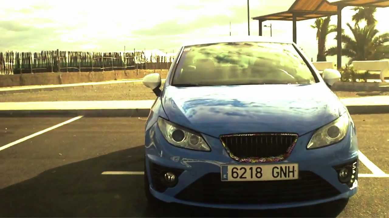 seat ibiza tuning 2012 youtube. Black Bedroom Furniture Sets. Home Design Ideas