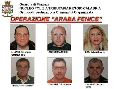 Documentario -  Ndrangheta la mafia calabrese