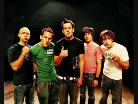 Simple Plan - My Christmas List + Lyrics