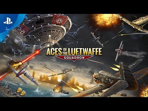 aces-of-the-luftwaffe-squadron---extended-edition-|-gameplay-trailer-|-ps4