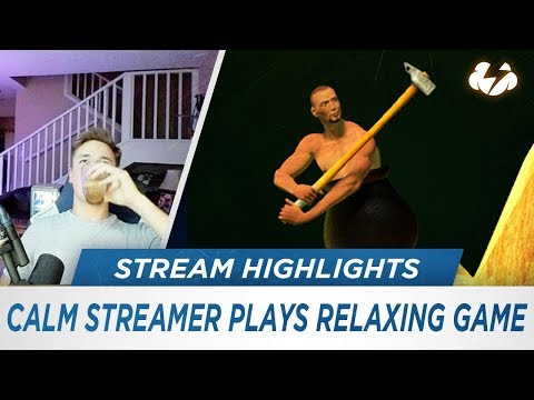 Calm and Collected Streamer Plays Relaxing Game [Stream Highlights]