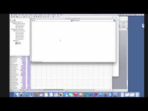 Finance with Excel for Mac: Writing Macros and Basic VBA and Special Functions