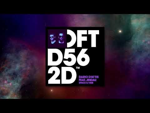 Dario D'Attis Featuring Jinadu 'Space & Time' (Vocal Mix)