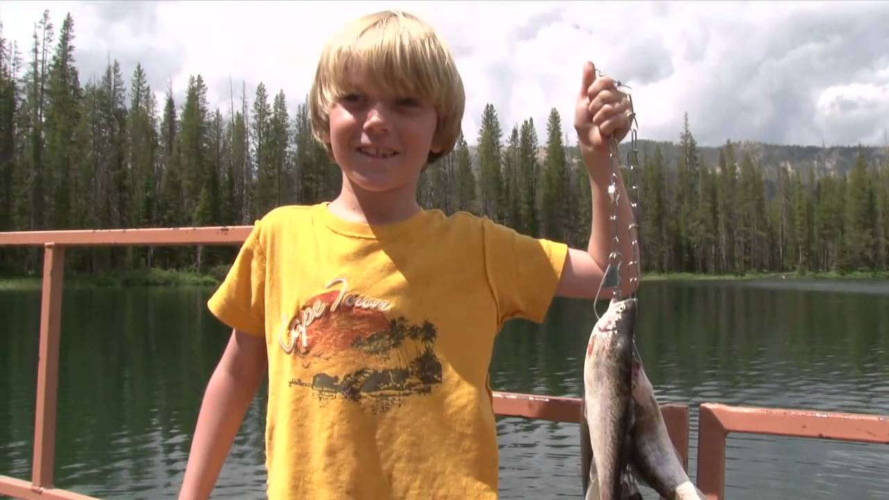 Bull Trout Campground On The Boise National Forest In Idaho Youtube