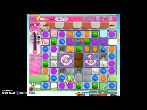 Candy Crush Level 2288 help w/audio tips, hints, tricks