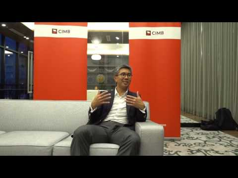 Interview CEO CIMB