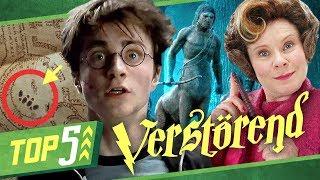 Die 5 verstörendsten Dinge im Harry Potter Universum