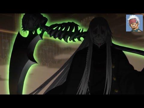 Undertaker Identity Reveal [Black Butler - 60 FPS]