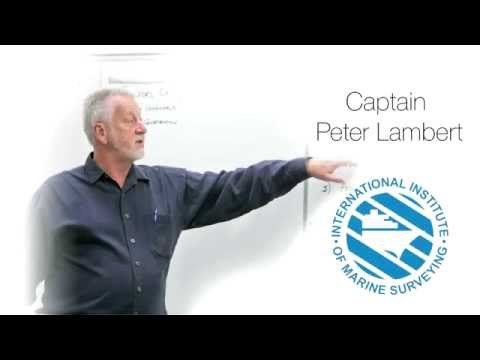 Captain Peter Lambert talks compass adjusting