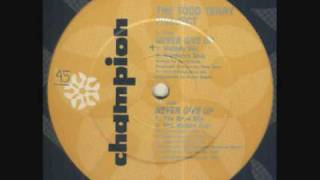The Todd Terry Project - Never Give Up (Melody Mix) 1991