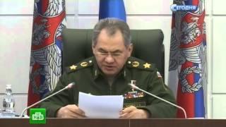 30.03.2015. Путин приказал привести Северный флот  вбоевую готовность