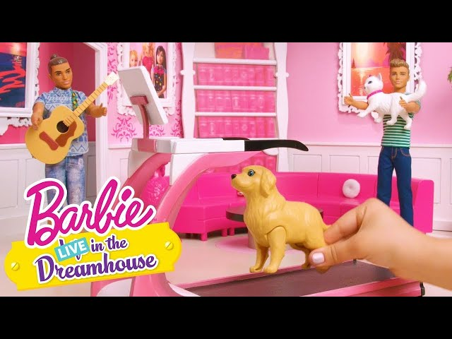 Beestenboel | Barbie LIVE! In The Dreamhouse | Barbie
