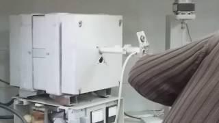 АН-7529 Експрес аналізатор на вуглець Навчання роботи на приладі