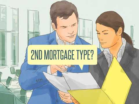 How to Get a Second Mortgage on Your Home