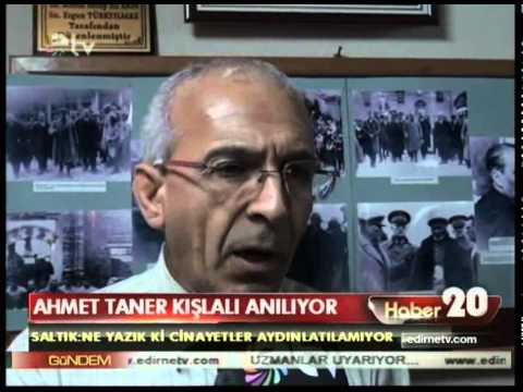 Ahmet Taner Kışlalı anılıyor