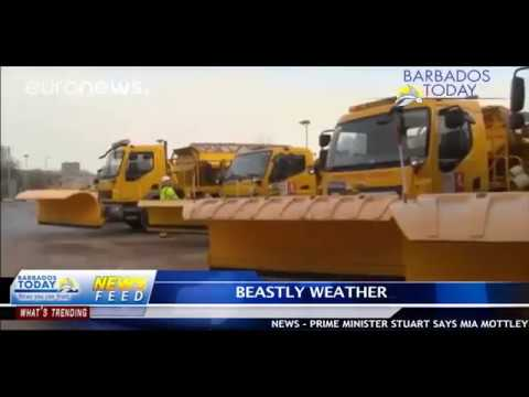 BARBADOS TODAY MORNING UPDATE - February 28, 2018