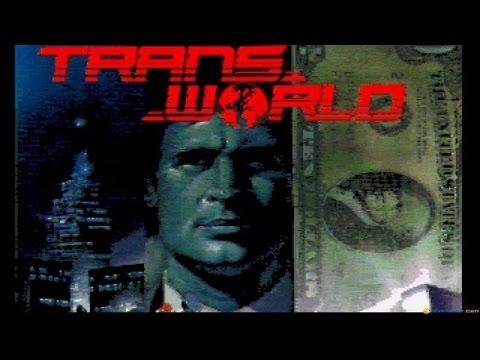 Transworld gameplay (PC Game, 1990) thumbnail