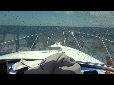 Baysport 620 offshore the Gold Coast