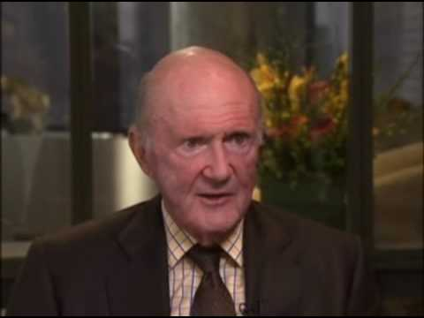 Julian Robertson talks about Norway and the Norwegian krone - CNBC, 24/09-09