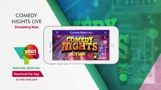 Voot - Colors Comedy Night Live