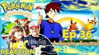 Ash vs Gary - Pokémon: Adventures in the Orange Islands Episode 36 Reaction