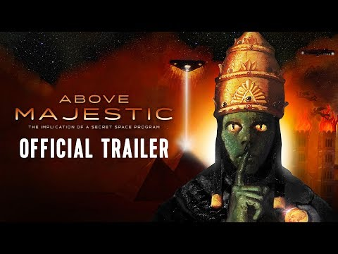 "David Wilcock Stunning New Movie: ""Above Majestic"" -- Trailer"