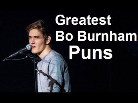 Greatest Bo Burnham Puns