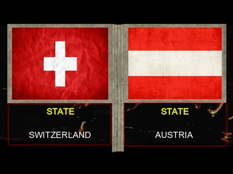 Switzerland Vs Austria - Army/Military Power Comparison And Other Statistics 2020