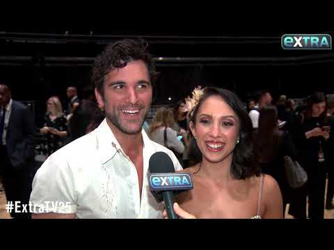 Juan Pablo Di Pace & Cheryl Burke Reflect on Shocking 'DWTS' Elimination