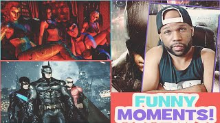 Funny Moments Vol. 26! Batman Arkham Knight - Meek Mill and Drake | xChaseMoney