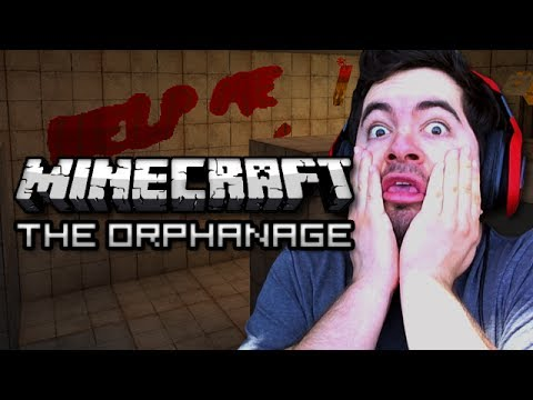 Minecraft: THE ORPHANAGE! Horror Jump Scares Galore